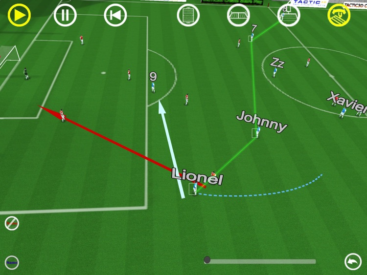 Football3D Coach Pro screenshot-1
