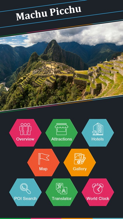 Machu Picchu Tourism Guide screenshot-1