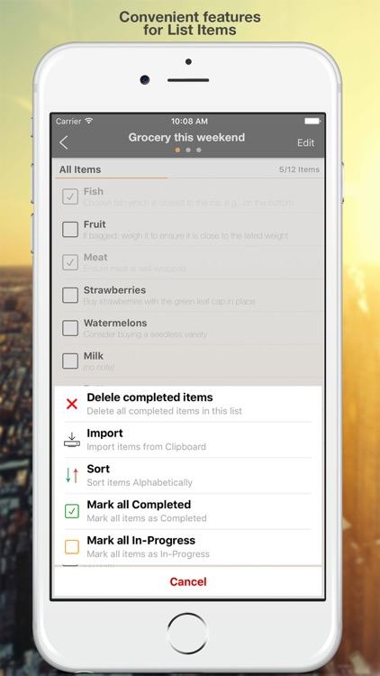 Check List++ : To-do & Task List | Task Manager screenshot-2
