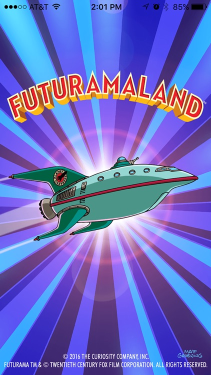 Futuramaland screenshot-1