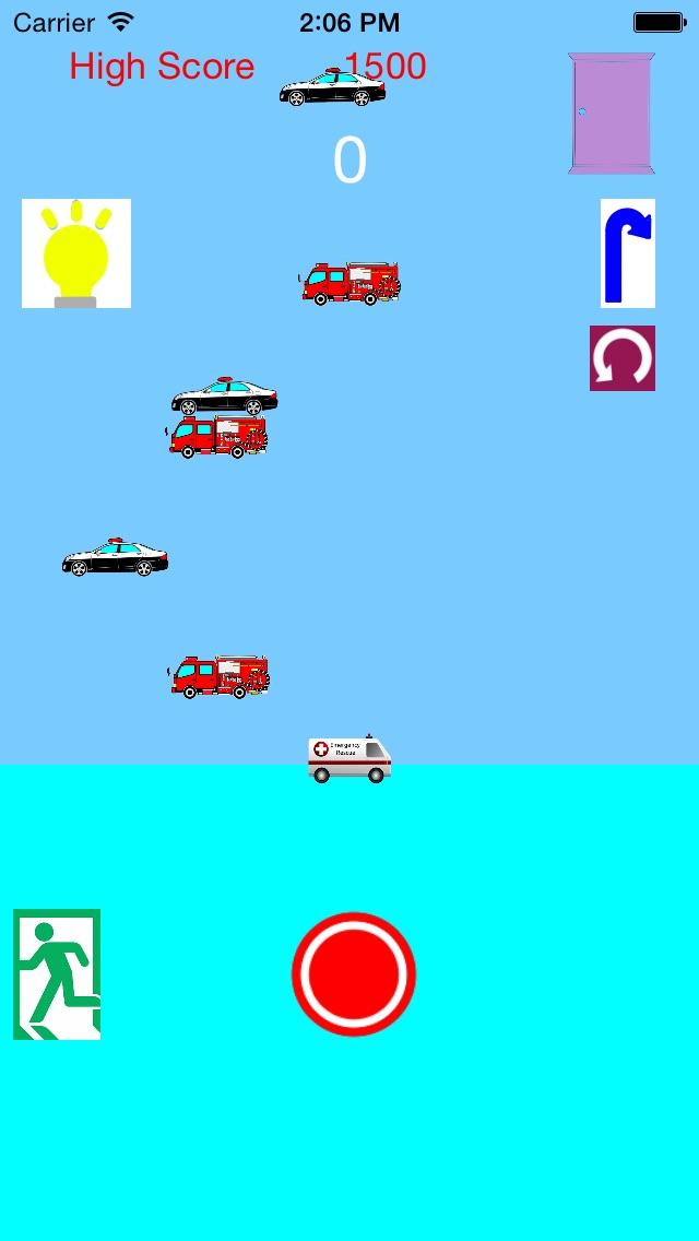 ひらめき!救急車(きゅうきゅうしゃ)脱出ゲーム!紹介画像1