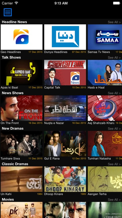 Awaz Pro - Pakistan News, Shows & Dramas