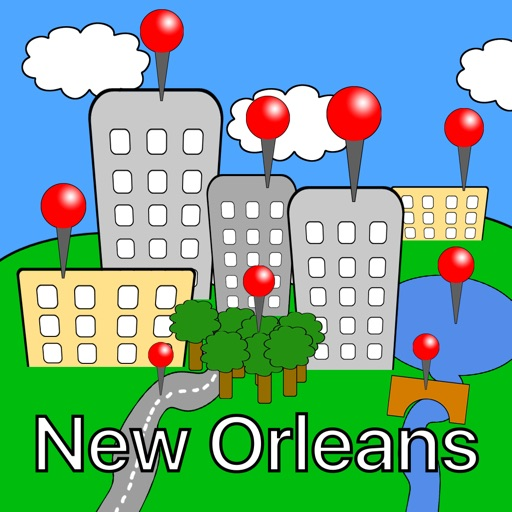 New Orleans Wiki Guide iOS App
