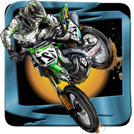 Mad Skills Trial Motocross - Xtreme Downhill Bike