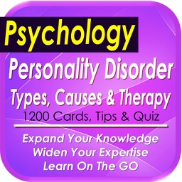 Personality Disorder: Symtomes, Causes & Therapy (1200 Tips, Notes, & Quiz)