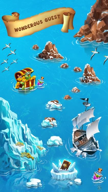 Pirates Coin Ship screenshot-3