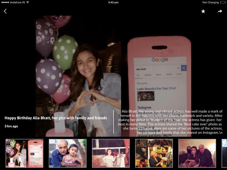 The Indian Express for iPad screenshot-4