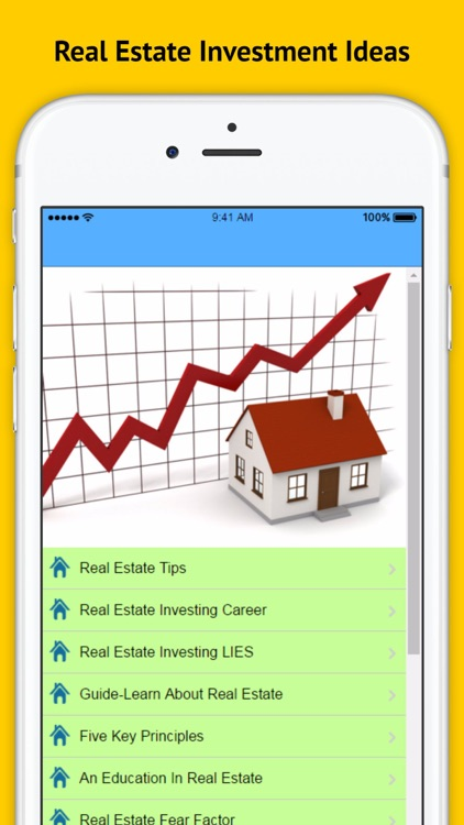 Real Estate Investment - An Education In Real Estate screenshot-2