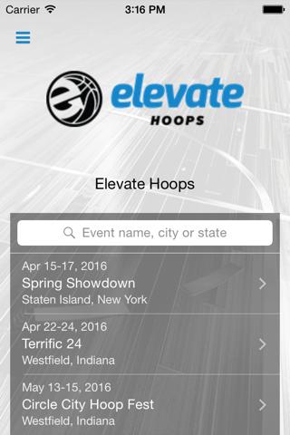 Elevate Hoops - náhled