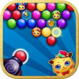 Kute Pet Bubble Shoot: Game Free