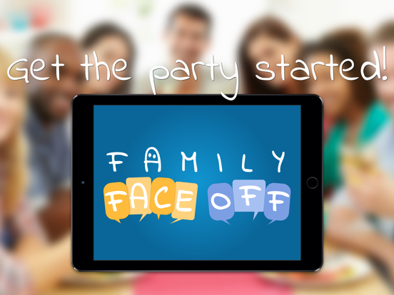 Family Face Off - charades, trivia, pictionary and more screenshot