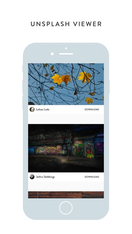 Sprite - Unsplash Viewer -