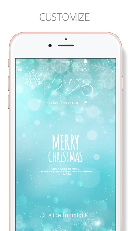 Winter & Christmas ( New Wallpaper & Backgrounds Themes ) screenshot-1