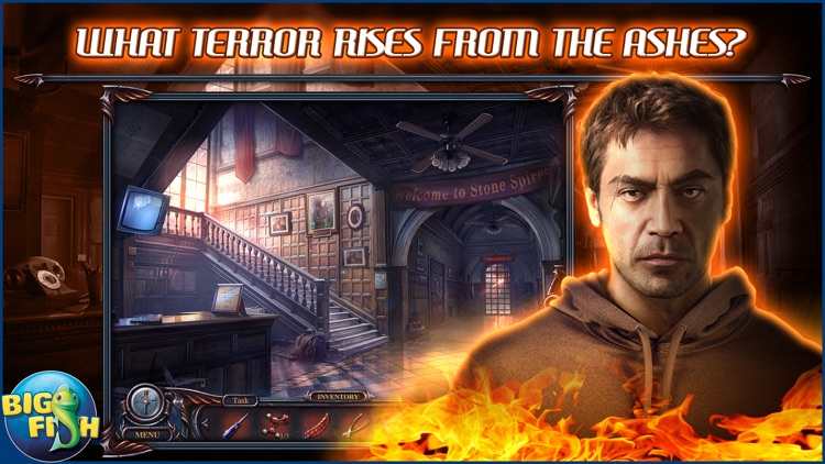 Haunted Hotel: Phoenix - A Mystery Hidden Object Game (Full) screenshot-0