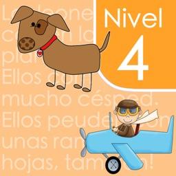 Spanish Reading Comprehension Level 4