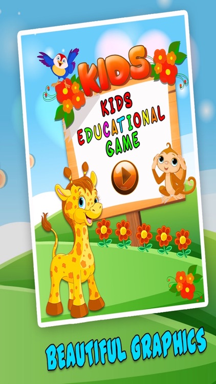 Kids Educational Game