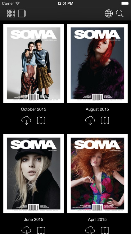 SOMA Magazine Digital Edition