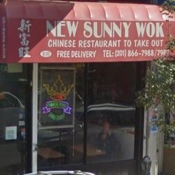 New Sunny Wok Chinese Restaurant (07087)