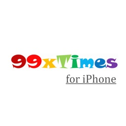 99xTimes for iPhone