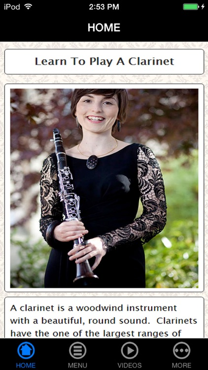 Play a Clarinet Made Easy For Beginners
