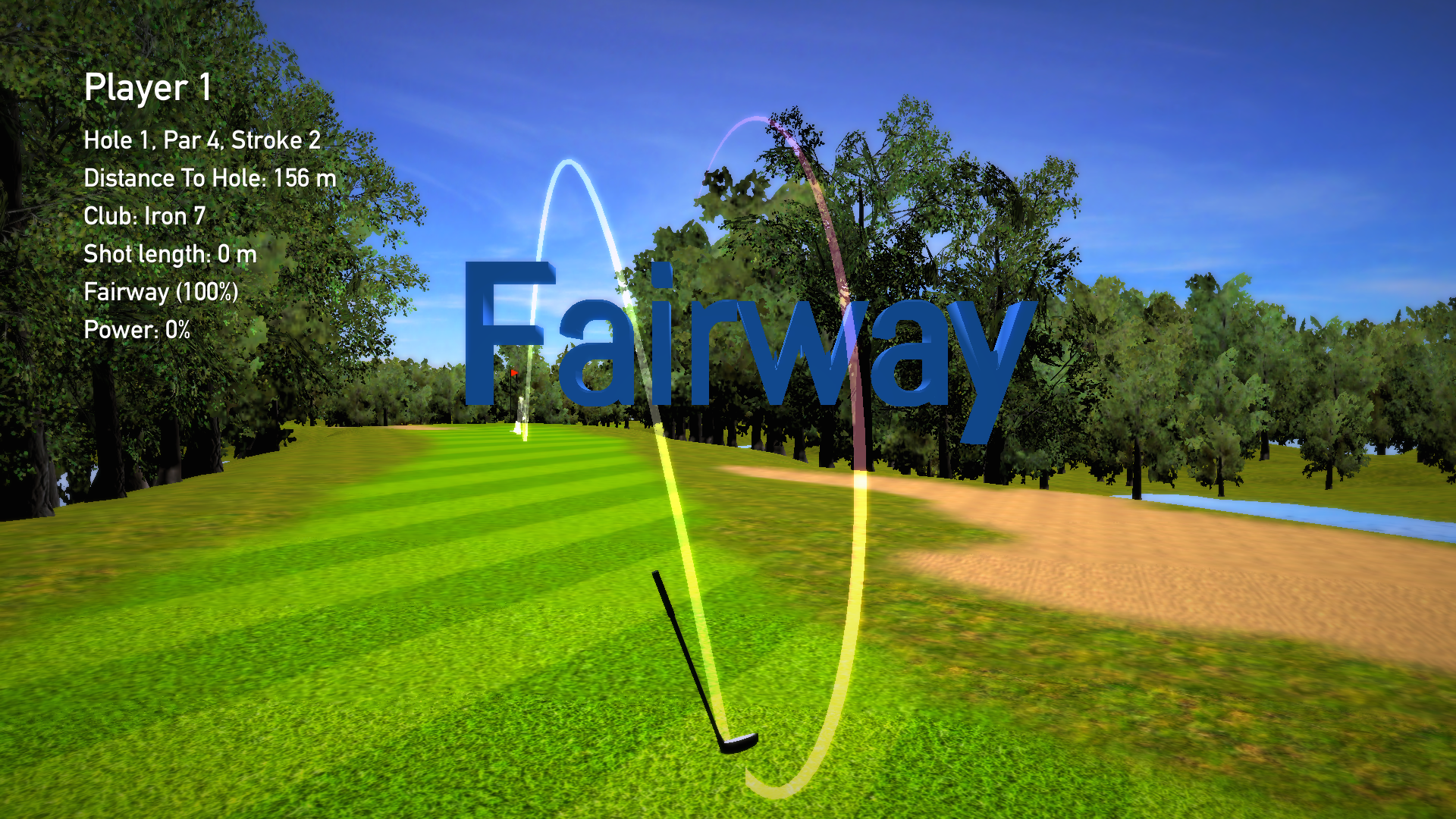 Golf Pro - Masters Tour screenshot 5