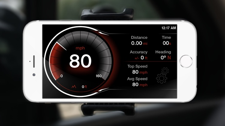 GPS Speedometer - Digital Speed Tracker