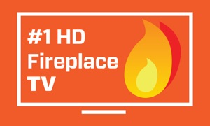 #1 HD Fireplace TV