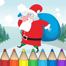 A Christmas and holiday season coloring Book for Children