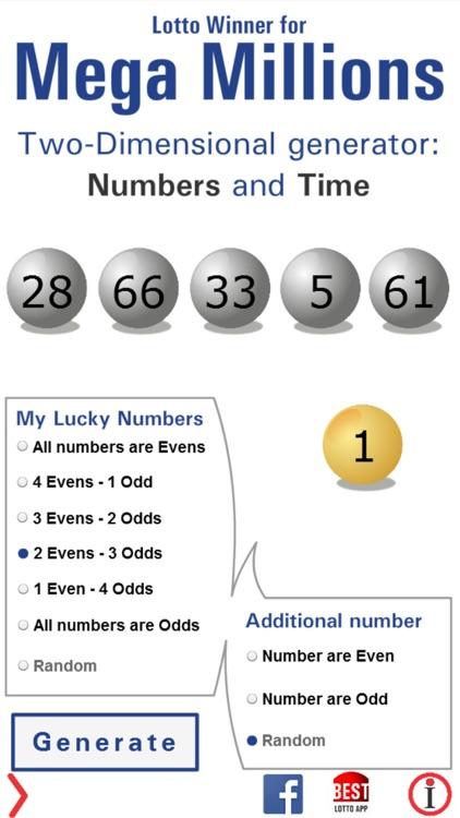 Lotto Winner for Mega Millions screenshot-4