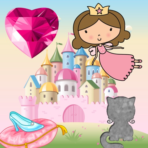 Princess Puzzles for Toddlers and Little Girls - Educational Puzzle Games