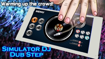 Simulator DJ Dub Stepのおすすめ画像1