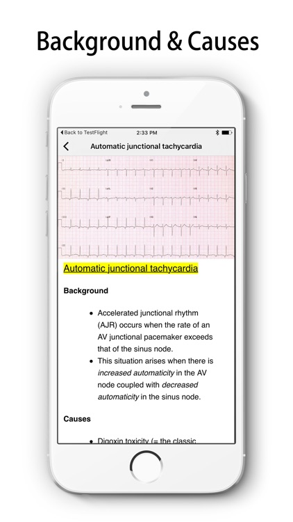 ECG A-Z Pro screenshot-4