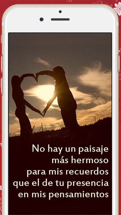 Love quotes in spanish  Romantic pictures with messages to conquer
