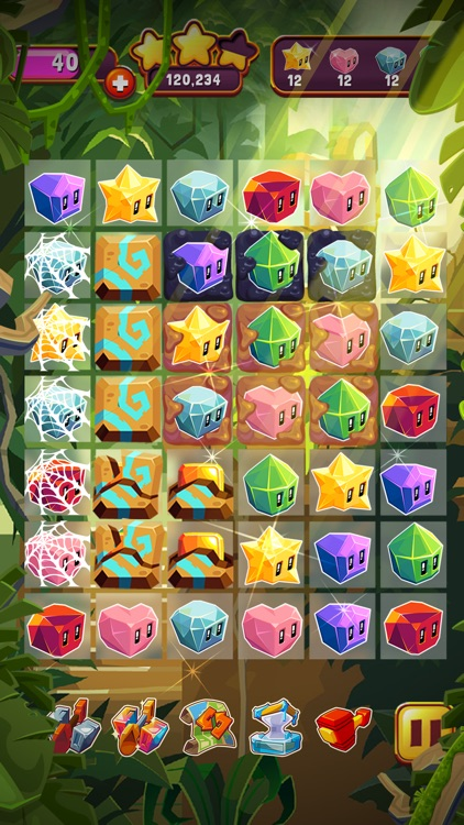 Jungle Cubes screenshot-3
