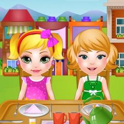 Celebrity Tea Party free kids games