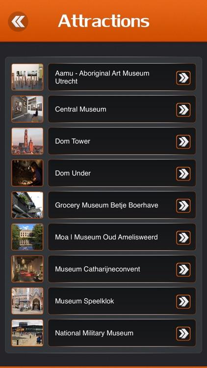 Utrecht City Travel Guide