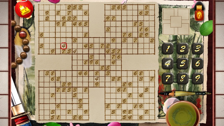 Sudoku Samurai screenshot-0