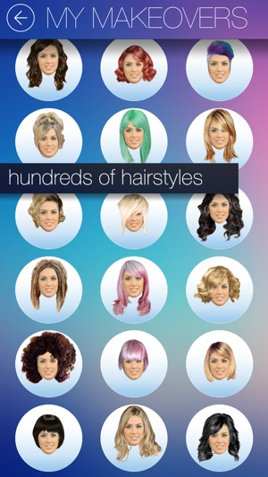 Haar Umstellen New Hairstyle And Haircut In A Minute Im App Store