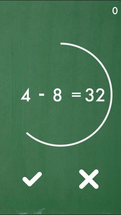 CountDown - Math Game screenshot two