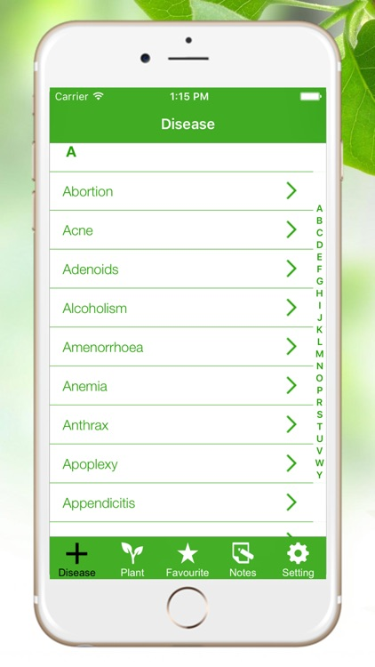 Ref Guide for Ayurvedic Herb Instant Home Remedies Free screenshot-4