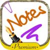 Escribir notas en la pantalla - Premium