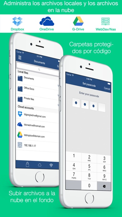 download Total - Free browser with file manager and cloud storage support apps 1