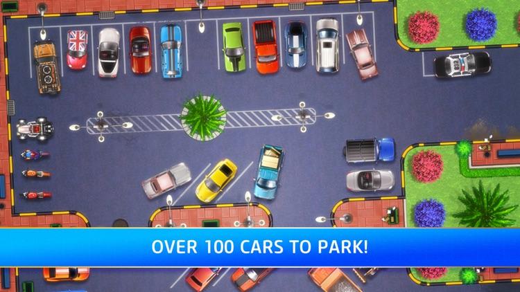 Parking Mania Free screenshot-4
