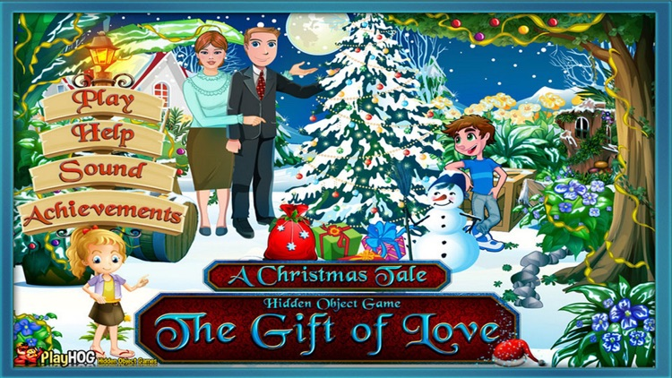 Christmas Tales Gift of Love