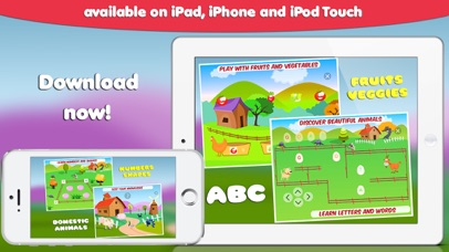 ABC Phonics for Kids - Get hooked on learning letters, numbers and