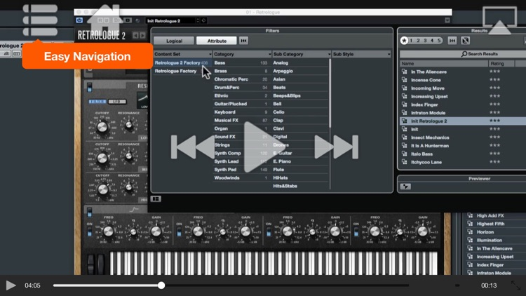 New Features Tour For Cubase 8.5 screenshot-3