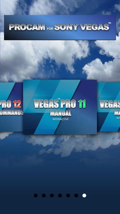 PROCAM for Sony Vegas screenshot-4