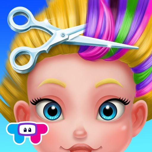 Crazy Hair Salon - Pretty Girl Makeover