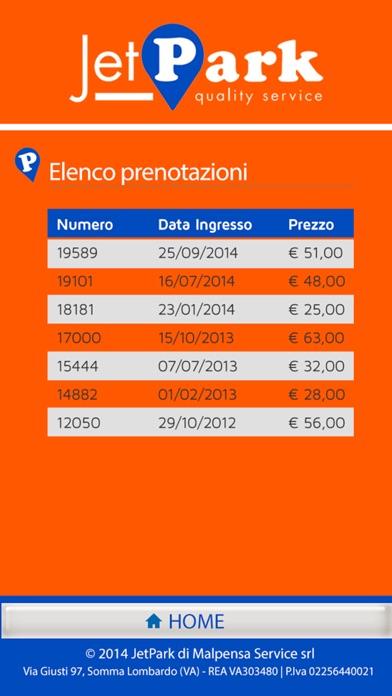 Screenshot of JetPark4