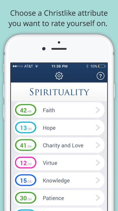 LDS Christlike Attributes Missionary Activity - Preach My Gospel | App  Price Drops